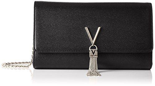 VALENTINO by Mario Valentino Divina Lady Crossover Bag Tasche Blu Blau Neu