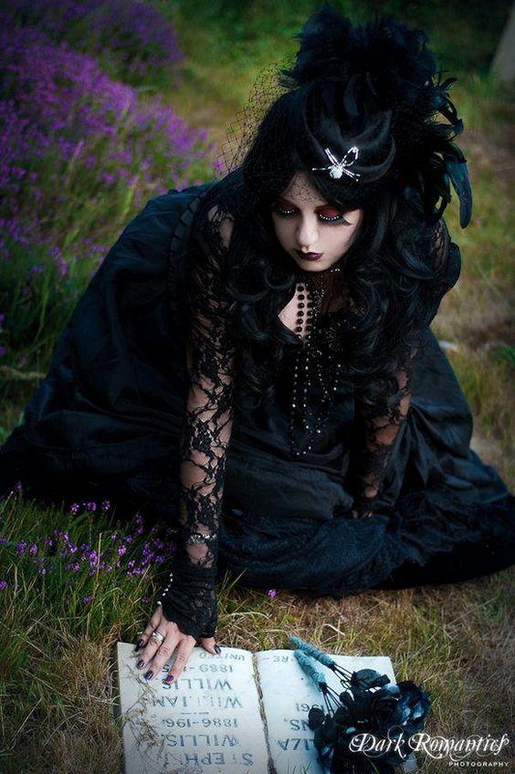Victorian goth <a href=
