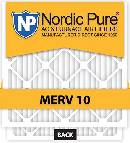 Nordic Pure 20x20x1 MERV 10 Pleated AC Furnace Air Filter, Box of 6 Nordic Pure http://www.amazon.com/dp/B006NWOB8G/ref=cm_sw_r_pi_dp_.5O1tb1YAV15YW9T