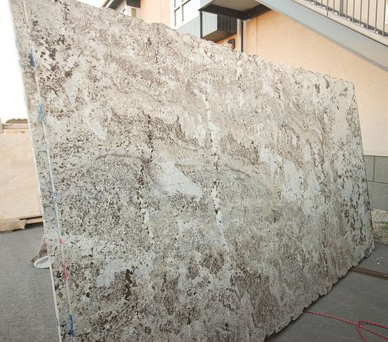 Choose your preferred type of Alaska granite