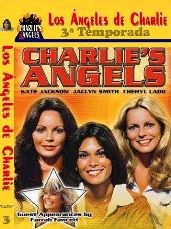 Los Ángeles de Charlie 3ª Temporada (1978):