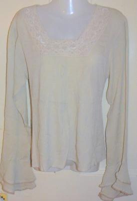 Perfect12 Online Shop - GroovyCart - Ladies fashion Buy beige hippie top Beige,Hippie,Top,
