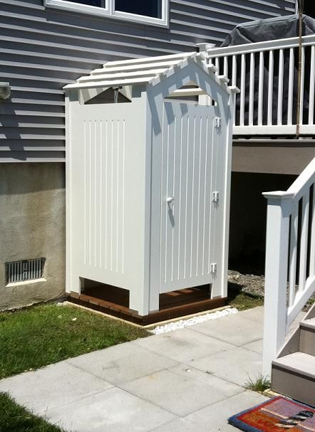 Portable Room Enclosure : Outdoor showers shower enclosure and