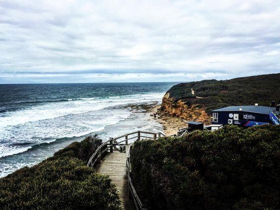 Surf city  #ripcurlpro #bellsbeach #greatoceanroad #australia #surf by amlon1 http://ift.tt/1KnoFsa