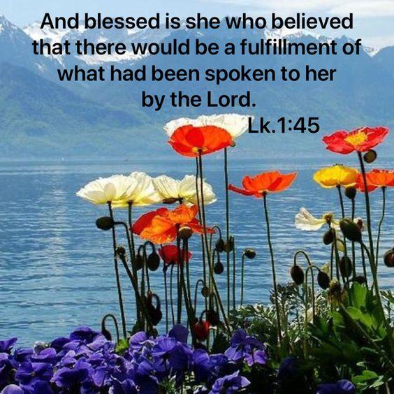 Luke 1:45