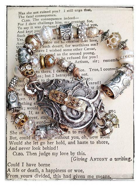 It's A Wrap Bracelet | Flickr - Diana Frey