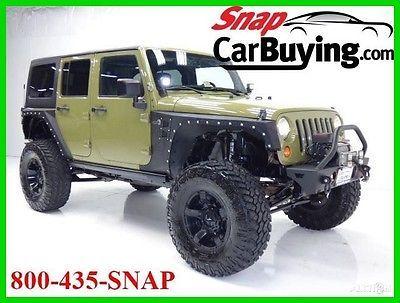 eBay: 2013 Jeep Wrangler Unlimited Rubicon 4WD 2013 Jeep Unlimited Rubicon 4WD Used V6 24V Automatic… #jeep #jeeplife usdeals.rssdata.net