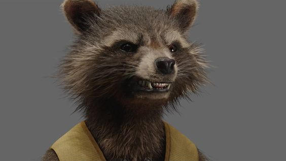 Guardians of the Galaxy 'Rocket Reel'