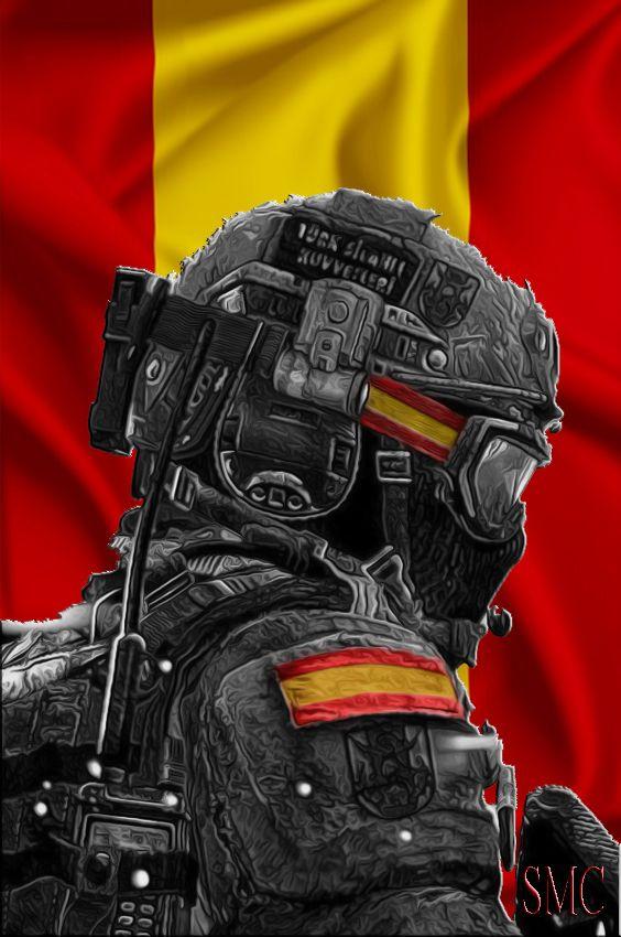 Fuerzas Especiales España Ejercito España Fuerzas Armadas De España Cuerpo Nacional De Policia