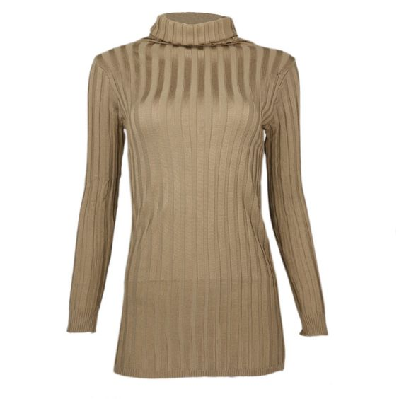 Cashmere Sweater Women Turtleneck Pullover Ladies Sweaters Shirt ...