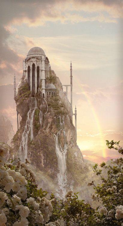 Secret Kingdom | soulbiota: The Chapel by Alexandra Semushina