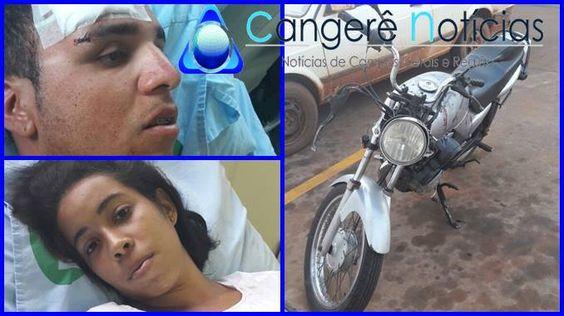 Casal sofre acidente na Br 369 e acabam presos por roubo em Campos Gerais-MG