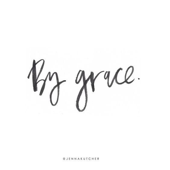 Grace Upon Grace: