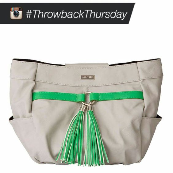 Today's TBT is the Jordan, a Demi Shell for $13.50  dcummings35.miche.com   937-901-1154