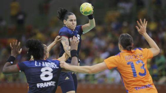 Handbalsters beginnen met nederlaag - Olympische Spelen 2016 | NOS