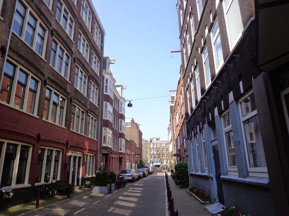 Bárbara é a vida, assim como eu sou Barbara!: Férias na Europa - Parte I : Amsterdam