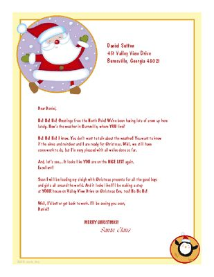 Printable Cards Christmas Greetings And Thank You Letter