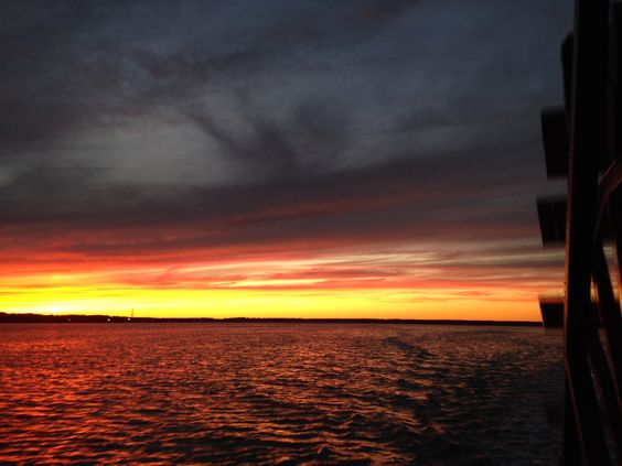 The Pilgrim Belle Sunset Cruise September 13 2014 Private Charter! This could be you!!  508-747-3434
