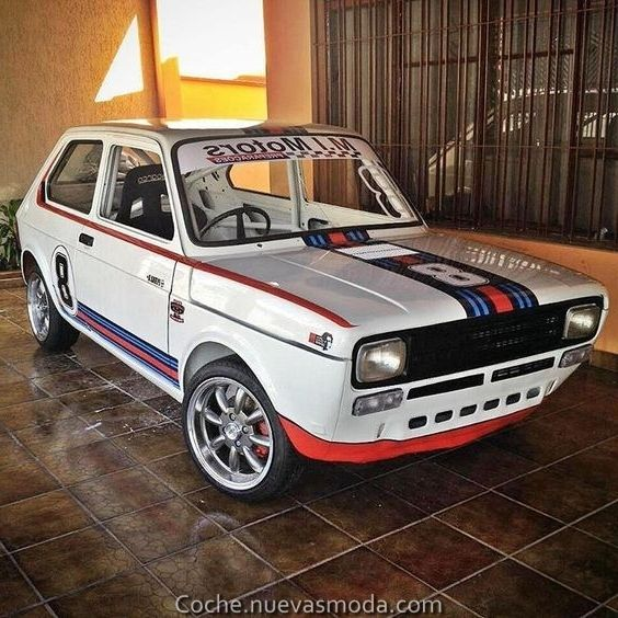 Fiat 147 From Brazil Coches Y Lujoso