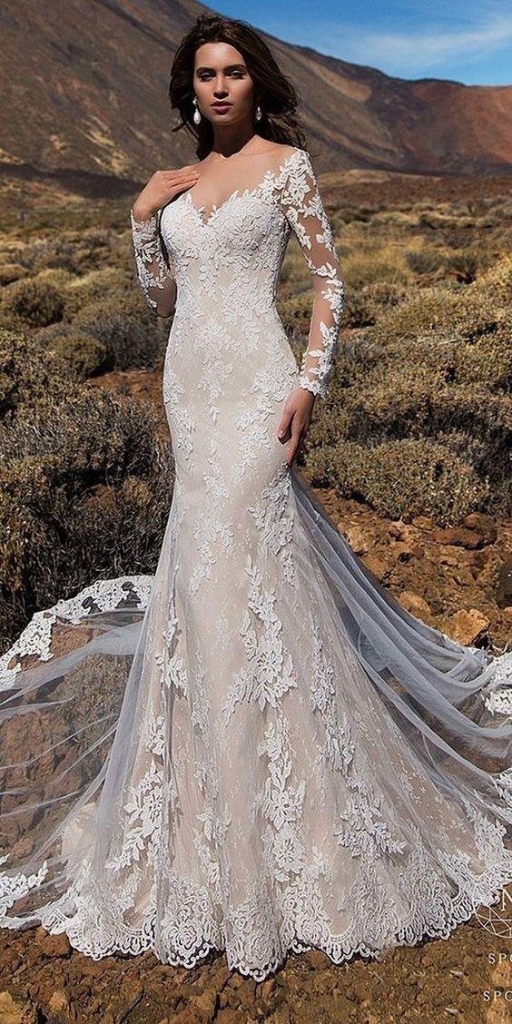 File 9f403e03e2 Original Lace Weddings Wedding Dress Long