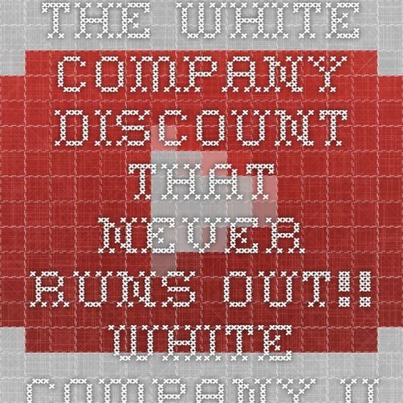 The 25+ best White company voucher code ideas on Pinterest White - make voucher