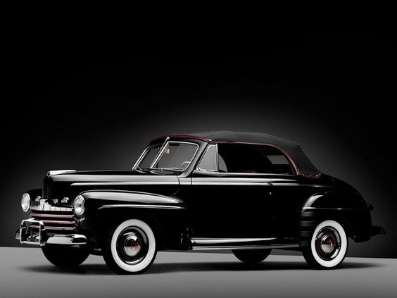 1946 ford super deluxe convertible coupe 1941 to 1950. Black Bedroom Furniture Sets. Home Design Ideas