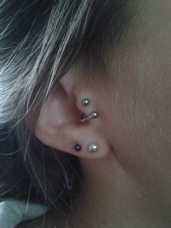 double tragus - Google Search