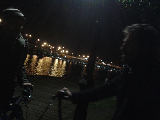 Ciclyng Bouzas (Vigo)