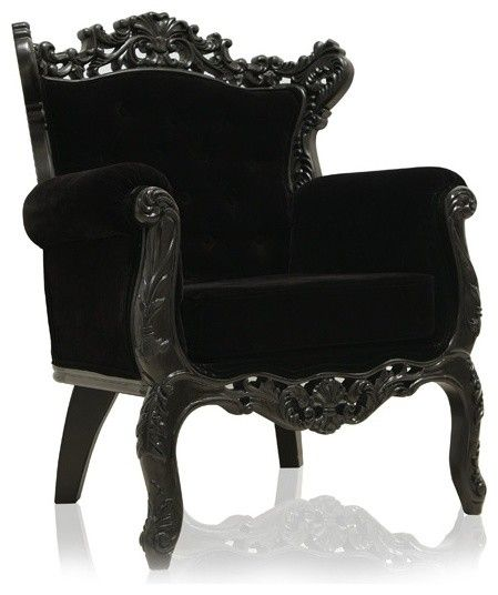 perfect throne for the woman of the house.  want this one too!: