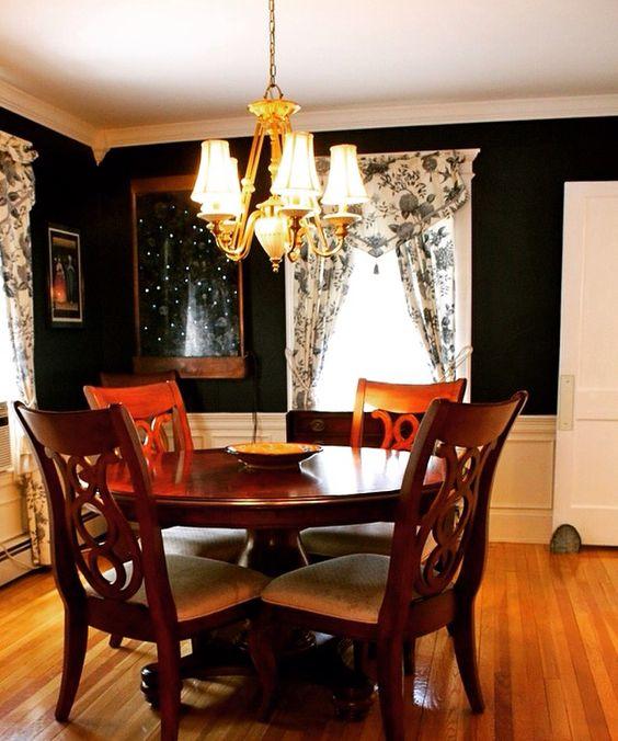 Love this dining room. Sneak peak of my new listing in #swampscott