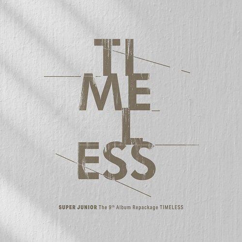 SUPER JUNIOR – TIMELESS – The 9th Repackage Album