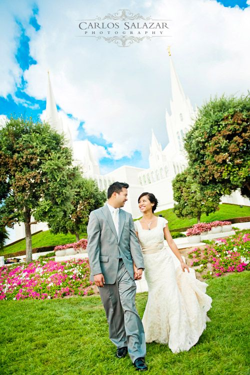 Lds Wedding Dresses San Diego : San diego temple wedding photography lds weddings