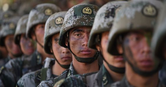 """Report: Chinese PLA """"Making Preparations"""" For War With U.S. » Alex Jones' Infowars: There's a war on for your mind!"""