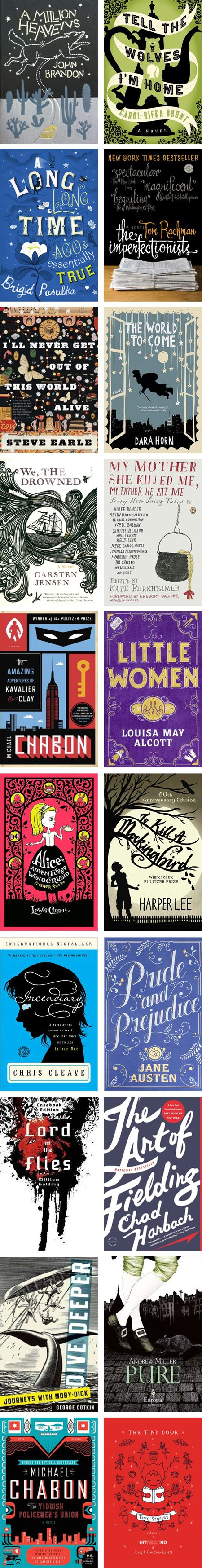 20 awesome book designs judge a book by it 39 s cover cover design