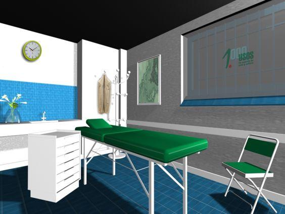 Facebook sala de masaje flaco