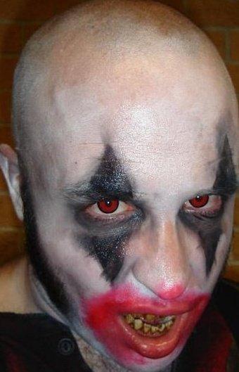 billy bob clown