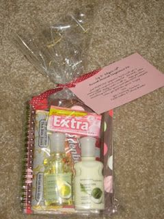 goodie bag ideas for women