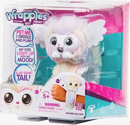 Little Live Wrapples Luna Getyourgifton Little Live Pets
