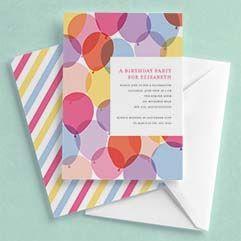 Walgreens invitations? Really?!  so cute!