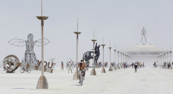 Burning Man 2013 Makes Other Festivals Look Wimpy