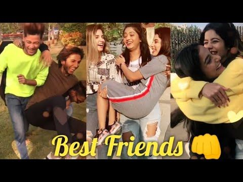 Best Friends Forever Bff Tik Tok Videos On Friendship Youtube Best Friends Best Friends Forever Friends Forever