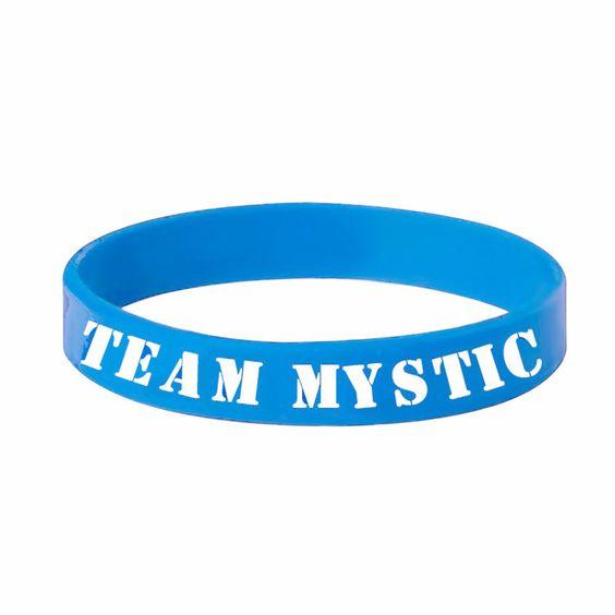 Pokemon GO Bracelet Team Valor Instinct Mystic
