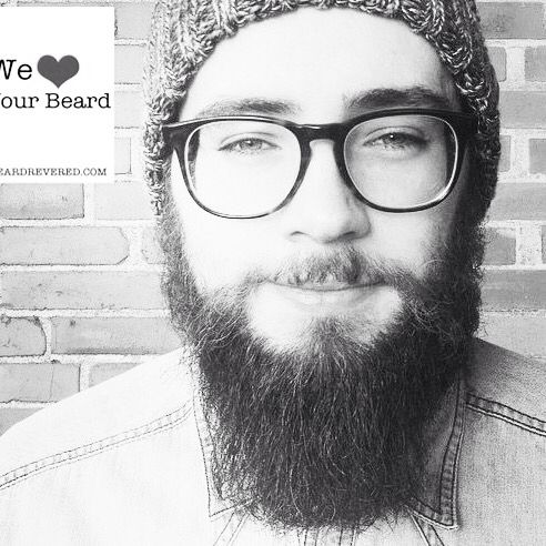 Dominik, Hamburg #beard #beardrevered