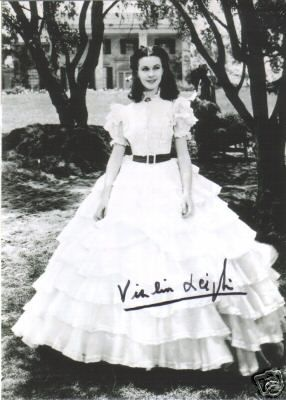 Prayers Dress from Gone with the Wind