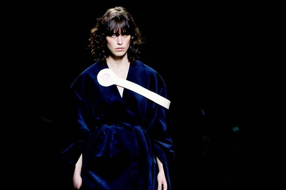 Jacquemus F/W 2016 @backstageat More images: http://bkstge.at/PFW-FW16