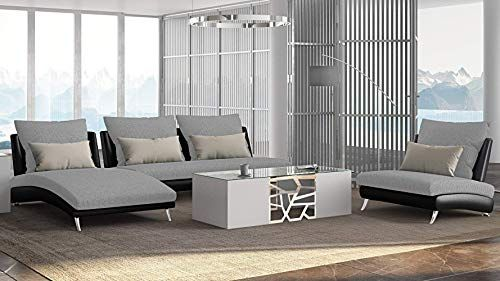 Great For Zuri Furniture Black Palms Fabric Sectional Sofa Chaise Living Room In 2020 Modern Furniture Living Room Modern Sofa Living Room Living Room Chairs Modern