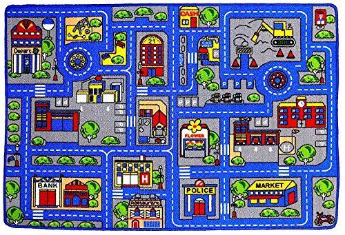 Kids Rug Town Map 3' X 5' Childrens Area - Street Map Non... https://www.amazon.com/dp/B01N6LE1GE/ref=cm_sw_r_pi_dp_x_LkfzybYB9DM3D
