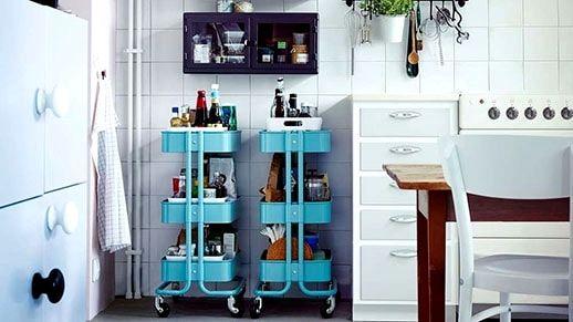 Meuble De Rangement Cuisine Ikea Gallery Di 2020 Dengan Gambar