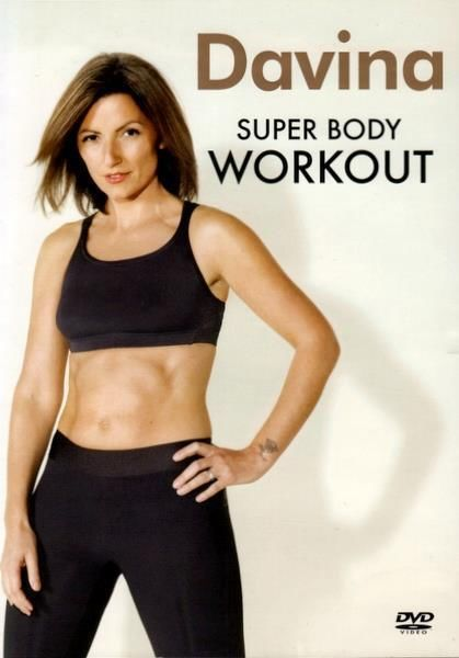Davina : Super Body Workout (DVD / Davina McCall 2008)