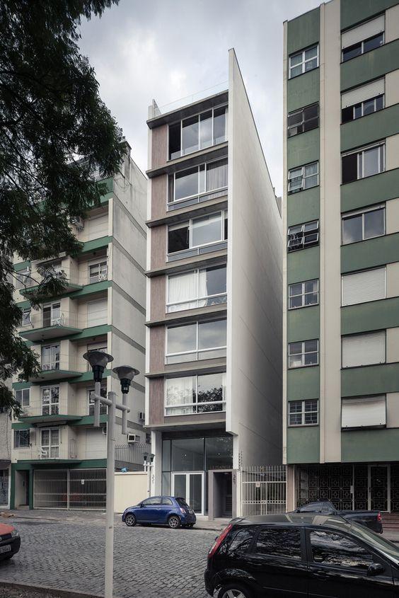 Galeria de Edifício Península / Cantergiani+Kunze Arquitetos - 1